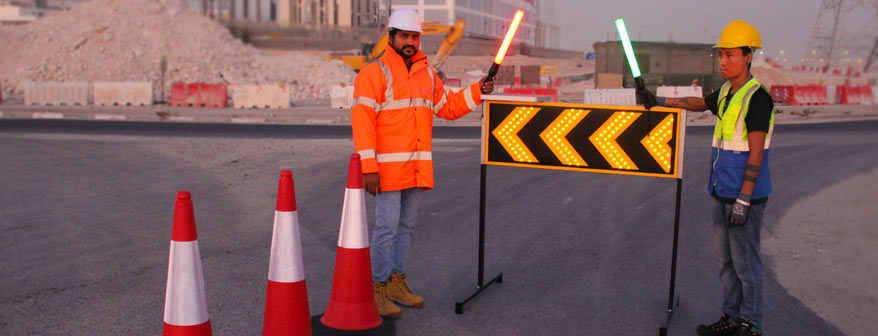 Road Safety product Suppliers In Qatar | Breakers