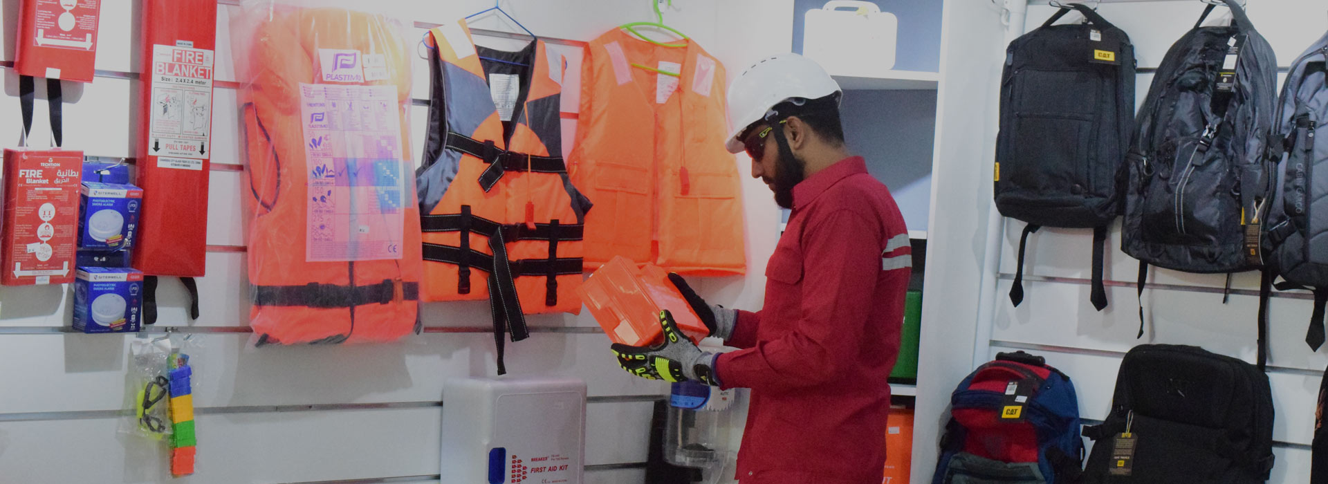 personal protective equipment supplier in qatar