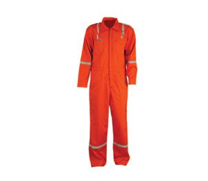 Cotton Reflective Coverall In Qatar