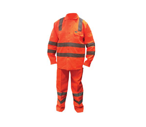 Protective Clothing Safety Polyester Pants and shirts in Qatar
