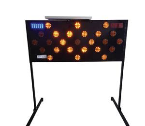 Solar Arrow Board | Road Safety Product | Breakers