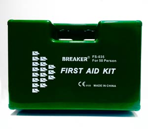 First Aid Kit | First Aid Kit Supplier | Breaker | Qatar