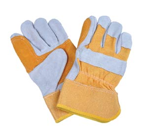safety leather gloves in qatar