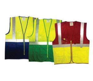 Safety vest in Doha, Qatar