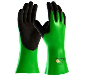 chemical gloves in qatar